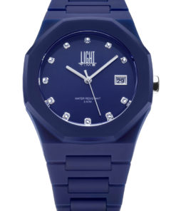 LT Orologio Light Time Velvet L504C Orologio unisex movimento quarzo myota
