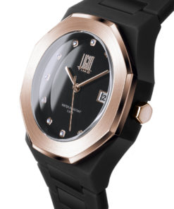 LT Orologio Light Time Velvet L506B Orologio unisex movimento quarzo myota