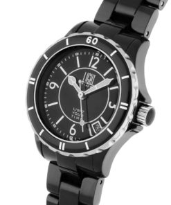 LT Orologio Light Time Black Or White L114C Orologio unisex movimento quarzo