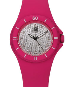 LT Orologio Light Time Silicon strass L122-FU Orologio donna movimento quarzo
