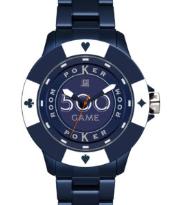 LT Orologio Light Time Poker Game L147-H Orologio Unisex movimen to quarzo