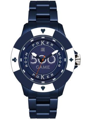 LT Orologio Light Time Poker Game L147-H Orologio Unisex movimen to quarzo
