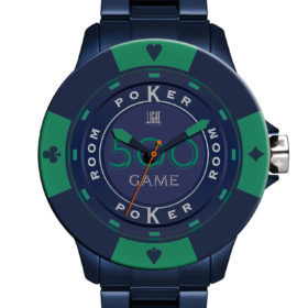 LT Orologio Light Time Poker Game L147-L Orologio Unisex movimen to quarzo