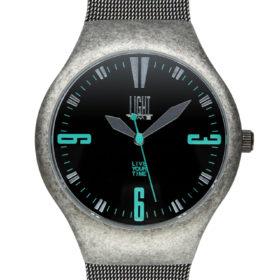 LT Orologio Light Time Mesh Vintage L148D-1 Orologio unisex movimento quarzo