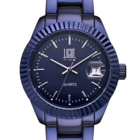LT Orologio Light Time Aluminium L154-BL Orologio Unisex movimento quarzo Myota
