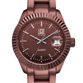 LT Orologio Light Time Aluminium L154-MA Orologio Unisex movimento quarzo Myota