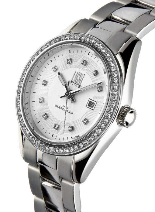 LT Orologio Light Time Timeless Lady L190S-BI OROLOGIO DONNA STRASS MOVIMENTO