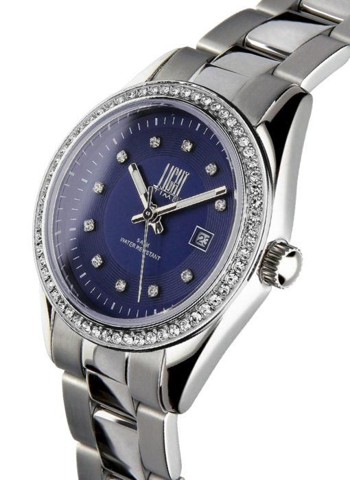 Orologio Light Time Timeless Lady L190S-BL OROLOGIO DONNA STRASS MOVIMENTO