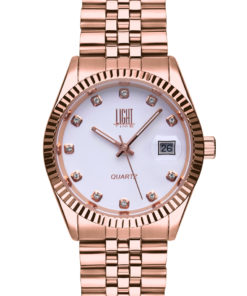 LT Orologio Light Time Timeless L225R-BI OROLOGIO DONNA QUARZO CASSA BRACCIALE