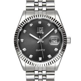 LT Orologio Light Time Timeless L225S-NE OROLOGIO DONNA QUARZO CASSA BRACCIALE