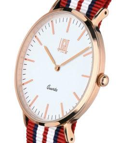 LT Orologio Light Time Essential L301R-N6 Movimento quarzo Cassa in acciaio IP