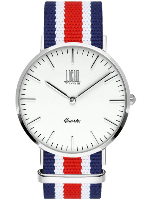 LT Orologio Light Time Essential L301S-N4 Movimento quarzo Cassa in acciaio in