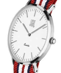 LT Orologio Light Time Essential L301S-N6 Movimento quarzo Cassa in acciaio in