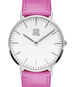 LT Orologio Light Time Essential L301S-PFU Movimento quarzo Cassa in tre pezzi