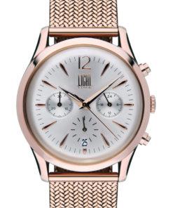Orologio Light Time Vintage L402R-A1 Orologio Cronografo Unisex movimento