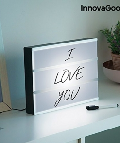 Schermo Retroilluminato a Led Cinema Light Box