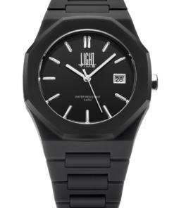 Orologio Velvet L501B LIGHT TIME unisex movimento quarzo myota Cassa