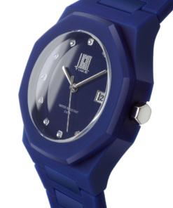 Orologio Velvet L504C LIGHT TIME unisex movimento quarzo myota Cassa