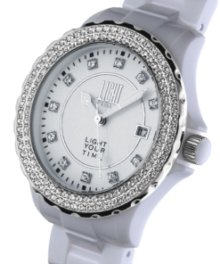 Orologio Black or White L071A LIGHT TIME donna movimento quarzo myota Cassa