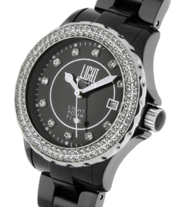 Orologio Black Or White L071C LIGHT TIME donna movimento quarzo myota Cassa