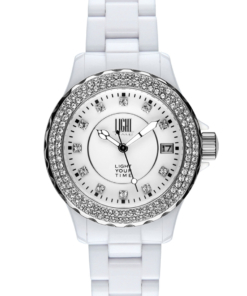 Orologio Black Or White L073A LIGHT TIME donna movimento quarzo myota Cassa