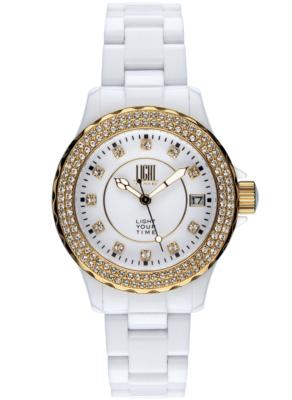 Orologio Black Or White L073B LIGHT TIME donna movimento quarzo myota Cassa