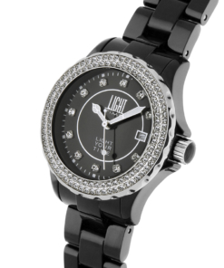 Orologio Black Or White L073C LIGHT TIME donna movimento quarzo myota Cassa