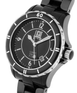 Orologio Black Or White L112C LIGHT TIME unisex movimento quarzo myota Cassa