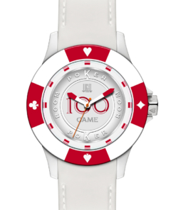 Orologio Poker Game L147-CS LIGHT TIME Unisex movimento quarzo Myota cassa