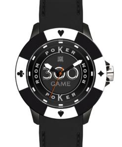 Orologio Poker Game L147-FS LIGHT TIME Unisex movimento quarzo Myota cassa