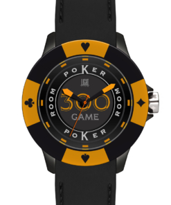 Orologio Poker Game L147-GS LIGHT TIME Unisex movimento quarzo Myota cassa