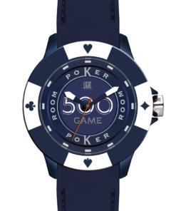 Orologio Poker Game L147-IS LIGHT TIME Unisex movimento quarzo Myota cassa