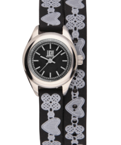 Orologio Rococu00f2 L162-B LIGHT TIME donna movimento quarzo Myota cassa