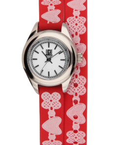 Orologio Rococu00f2 L162-C LIGHT TIME donna movimento quarzo Myota cassa