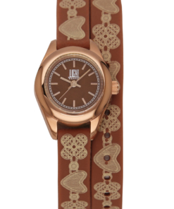 Orologio Rococu00f2 L162-E LIGHT TIME donna movimento quarzo Myota cassa