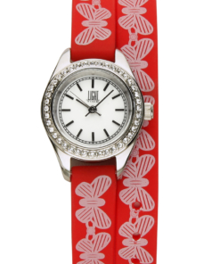 Orologio Rococu00f2 L163-H LIGHT TIME donna movimento quarzo Myota cassa