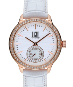 Orologio Saint Tropez L188C-RBI LIGHT TIME DONNA QUARZO CASSA ACCIAIO ROSE'