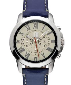 Orologio Texas L192E LIGHT TIME Cronografo movimento quarzo myota Cassa acciaio