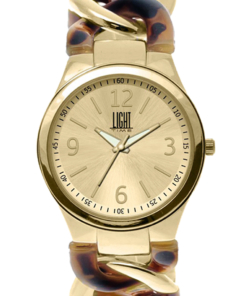 Orologio Firenze L207-D LIGHT TIME donna movimento quarzo Myota cassa metallo