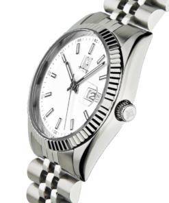 Orologio Timeless L224S-BI LIGHT TIME UNISEX QUARZO CASSA BRACCIALE ACCIAIO
