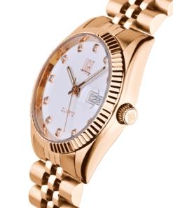 Orologio Timeless L225R-BI LIGHT TIME DONNA QUARZO CASSA BRACCIALE ACCIAIO