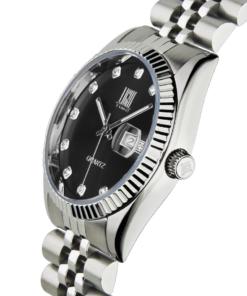 Orologio Timeless L225S-NE LIGHT TIME DONNA QUARZO CASSA BRACCIALE ACCIAIO