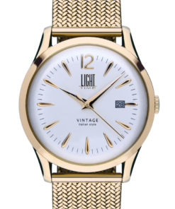 Orologio Vintage L401G-A1 LIGHT TIME Unisex movimento quarzo Myota cassa