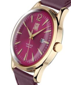 Orologio Vintage L401G-P5 LIGHT TIME Unisex movimento quarzo Myota cassa