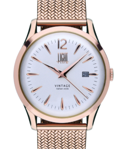 Orologio Vintage L401R-A1 LIGHT TIME Unisex movimento quarzo Myota cassa