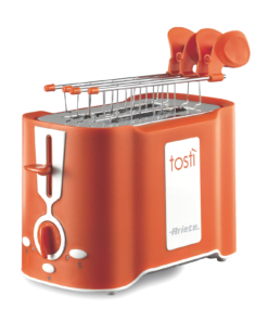 Ariete Tostì arancio Tostapane