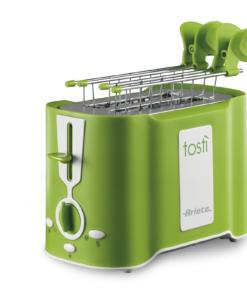 Ariete Tostì verde Tostapane