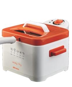 Ariete Easy Fry Arancione Friggitrici