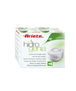 Ariete Filtro Hidrogenia (x4) Hidrogenia