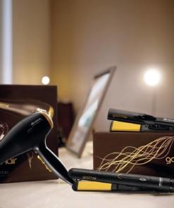 Ariete Piastra per capelli Gold Hair 8143 Piastre per capelli
